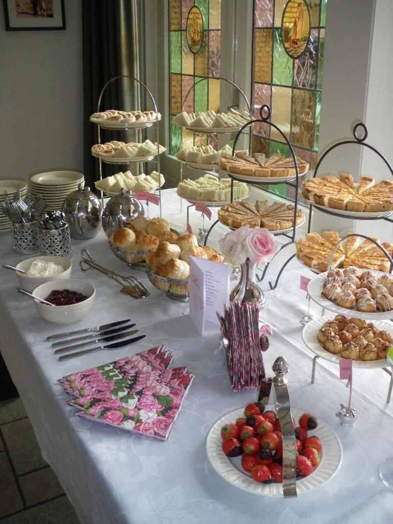 Tea at home hendrik ido ambacht fotopagina for At home pics